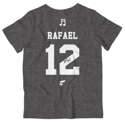 Creatividy Signature Series x AJ Rafael (Charcoal)