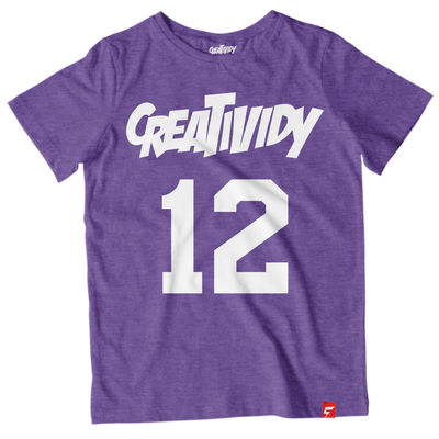 Creatividy Signature Series x AJ Rafael (Limited Edition Purple)