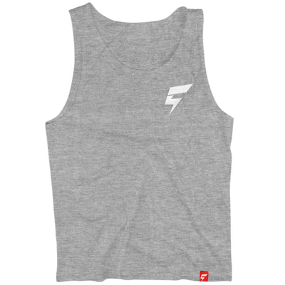Creatividy BOLT Logo Tank (Athletic Heather)