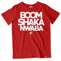 David Nwaba BOOM SHAKA NWABA Tee Official Collaboration