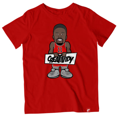 David Nwaba Caricature Tee (Chicago Edition) Official Collaboration