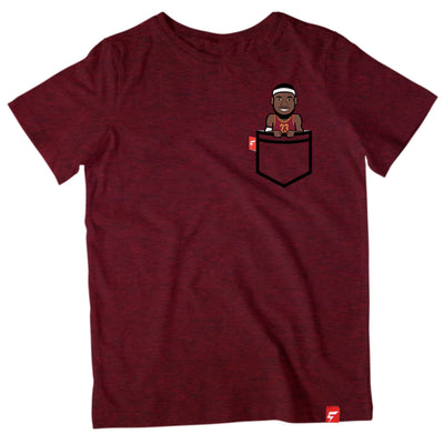LeBron James Fauxket Tee (Cleveland Edition)