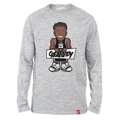 Jaron Blossomgame Caricature Long Sleeve Tee