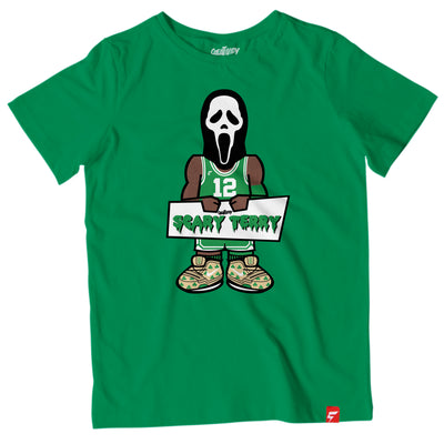 Scary Terry Rozier Caricature Tee