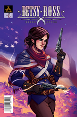 Betsy Ross Issue #1 - PAX West 2016 Special Print Edition