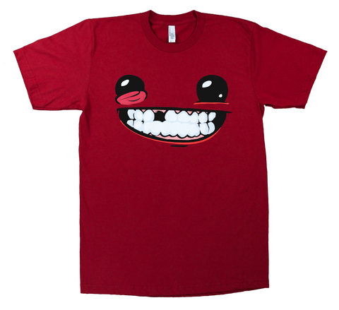 Super Meat Boy Tee