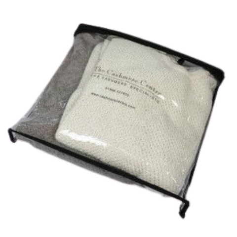 Cashmere Centre Sweater Bags