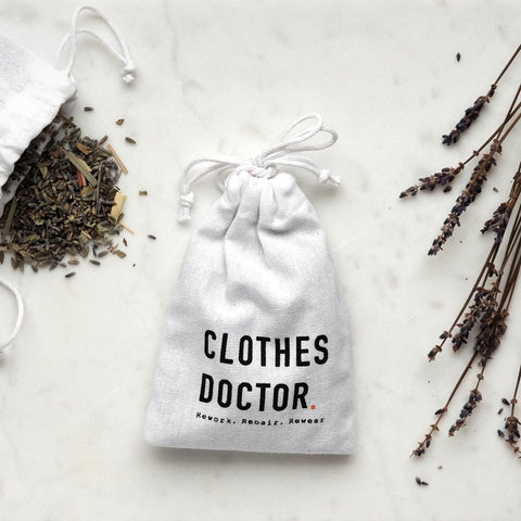 The Clothes Doctor Fragrance Bag