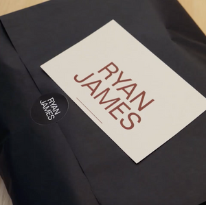Ryan James Studio Glasgow Personal Service Gift Wrapped Order