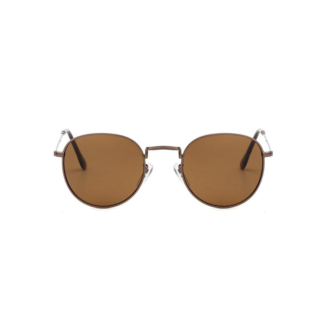 A.Kjaerbede Sunglasses Matt Brown A.Kjaerbede Hello Sunglasses Matt Brown