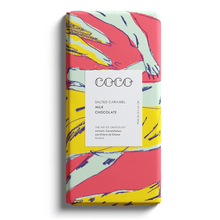 Load image into Gallery viewer, COCO Chocolatier COCO Chocolatier Salted Caramel Bar