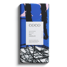 Load image into Gallery viewer, COCO Chocolatier Gift COCO Chocolatier Isle of Sky Sea Salt/Milk