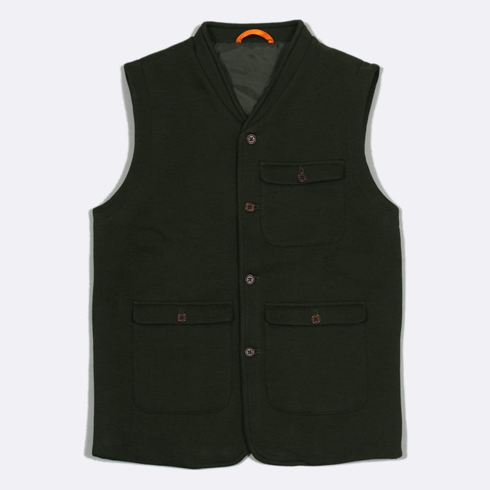 Far Afield Gilet Far Afield Whistler Gilet Duffel Green