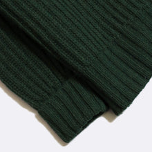 Load image into Gallery viewer, Far Afield Knitwear Far Afield Tanner Ribbed Knit Jumper Green