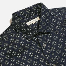 Load image into Gallery viewer, Far Afield Shirt Far Afield Argali Long Sleeve Shirt Navy