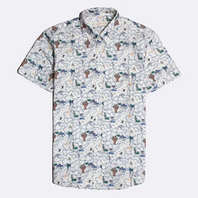 Load image into Gallery viewer, Far Afield Shirts Far Afield Oxford S/S Shirt Ibiza