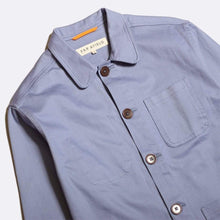 Load image into Gallery viewer, Far Afield Shirts Far Afield Station Workwear Overshirt Pale Blue