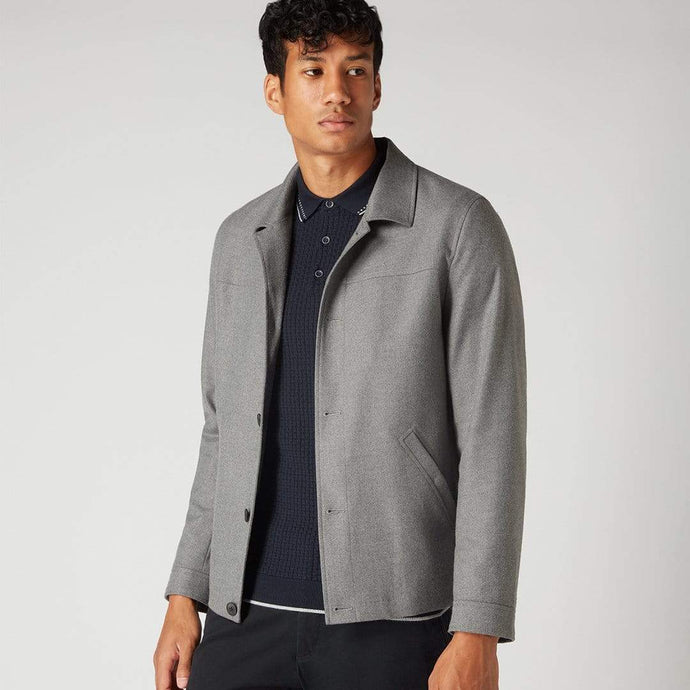 Remus Uomo Coat/Jacket Remus Uomo Billie Casual Jacket Grey