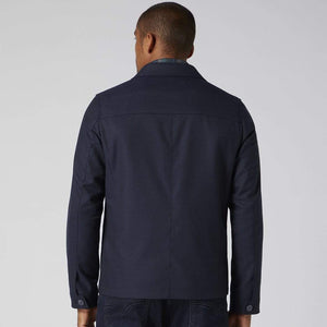 Remus Uomo Coat/Jacket Remus Uomo Billie Casual Jacket Navy