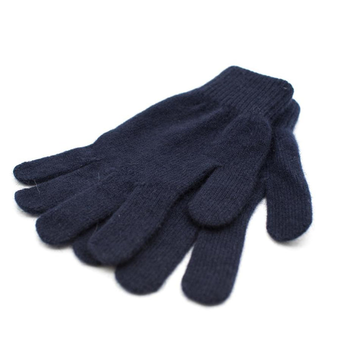 Ryan James Studio Gloves One Size Ryan James Barra Gloves Navy