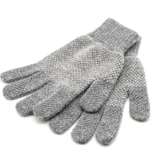 Load image into Gallery viewer, Ryan James Studio Gloves One Size Ryan James Bedford Gloves Grey