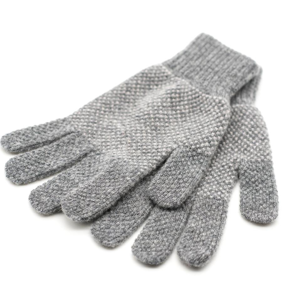 Ryan James Studio Gloves One Size Ryan James Bedford Gloves Grey