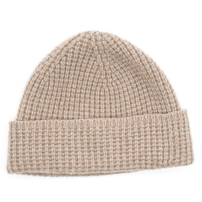 Ryan James Studio Hat One Size Ryan James Frith Beanie Mushroom