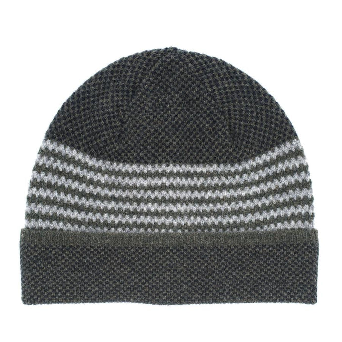 Ryan James Studio Hat One Size Ryan James Fruin Lambswool Beanie Acorn