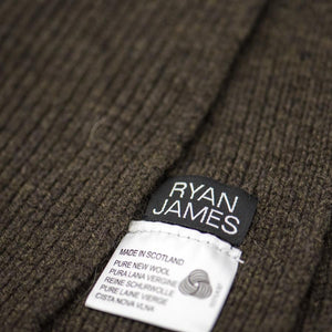 Ryan James Studio Scarf One Size Ryan James Canning Lambswool Scarf Acorn