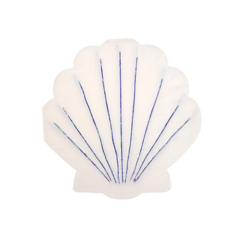 Shell Small Napkins