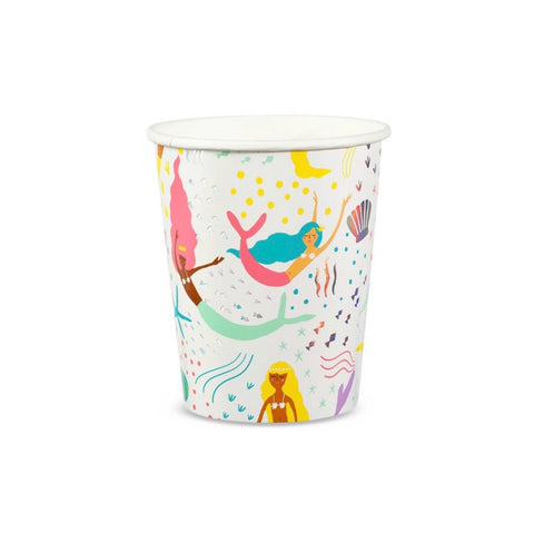 Mermaids Under the Sea Cups