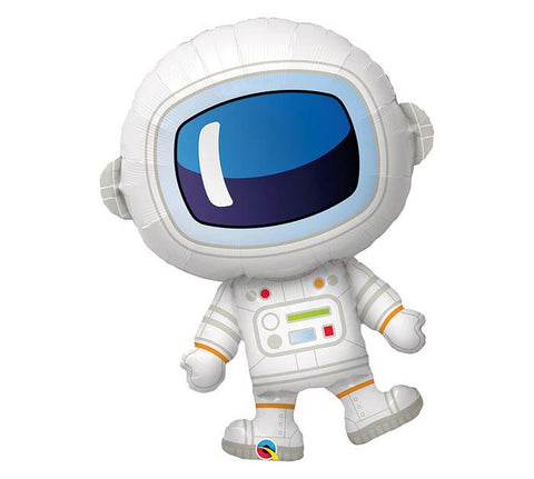 "37""PKG ADORABLE ASTRONAUT BALLOON"