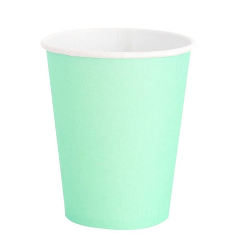 Mint 8oz Cups
