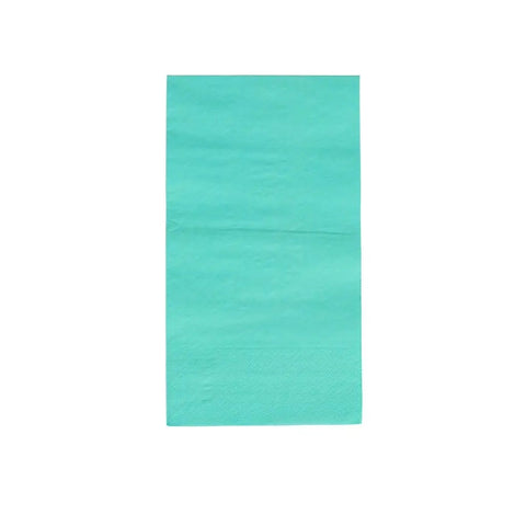 Teal Dinner Napkins