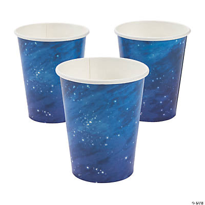 Galaxy Party Cups
