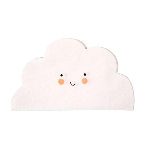Happy Cloud Napkins