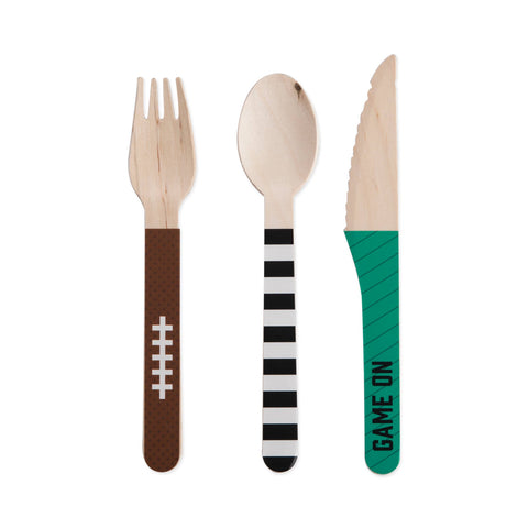 Assorted Tailgate Flatware