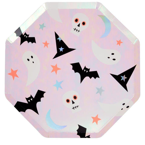 Halloween Icons Dinner Plates