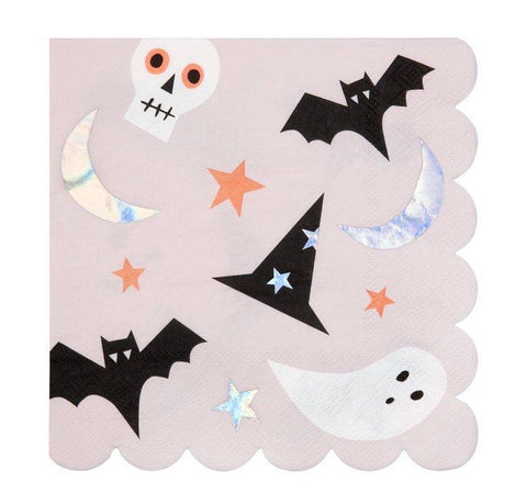 Halloween Icons Dinner Napkins