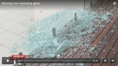 Warning Over Exploding Glass As Seen On A Current Affair Infinity Glass