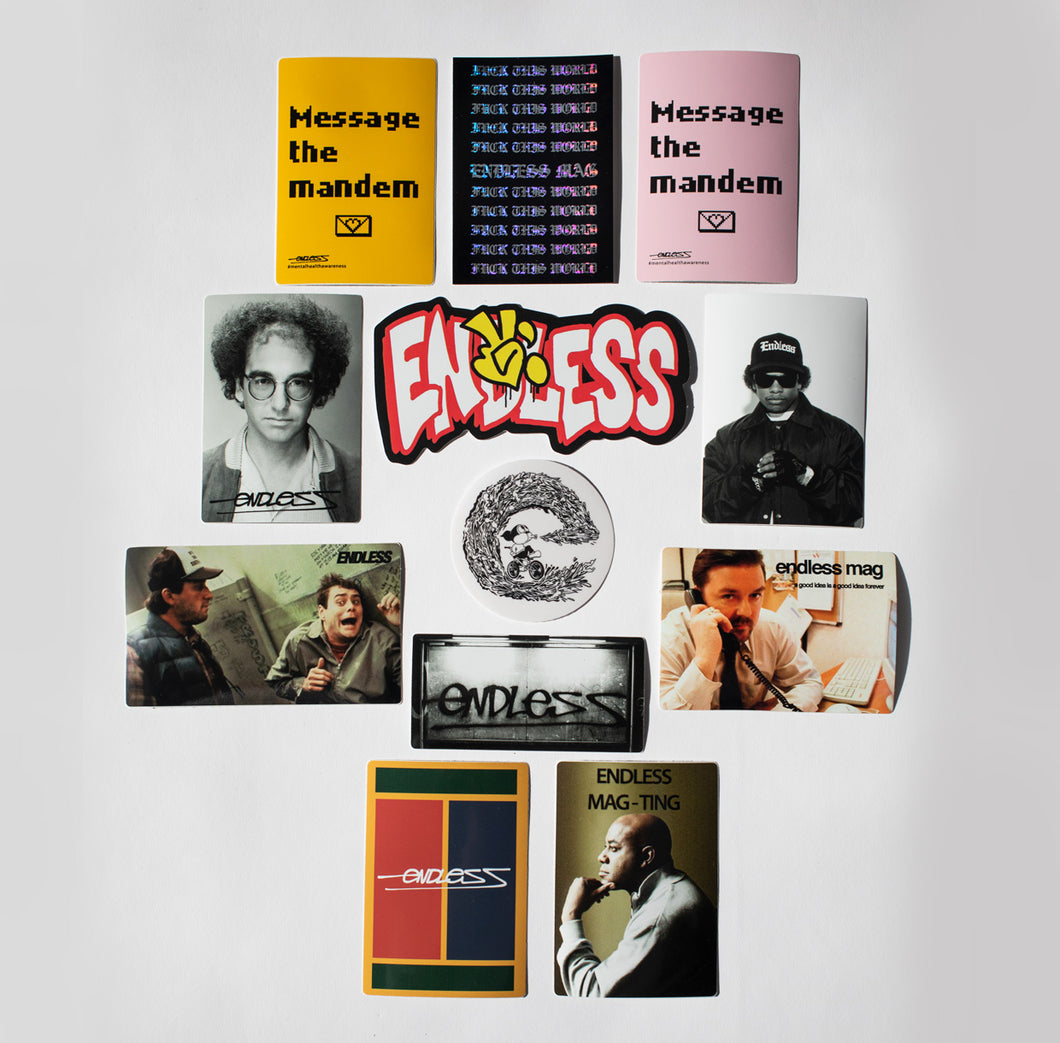 ENDLESS 2020- STICKER PACK
