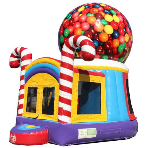 Candy Ball Bouncer