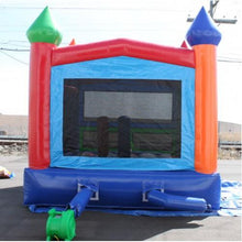 Load image into Gallery viewer, Rainbow Castle Bounce House