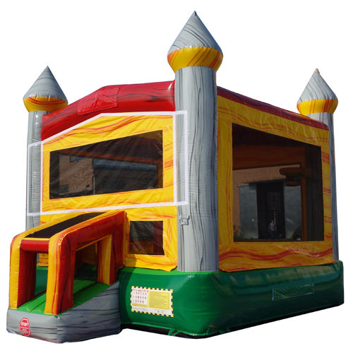 Rocky Castle Bounce House