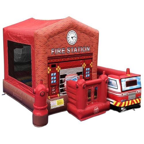 Fire Station Combo Wet n Dry