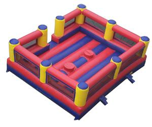 Boxing & Joust Arena