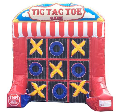 Dot & Tic Tac Toe