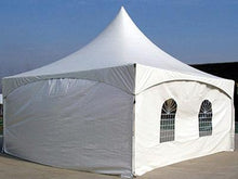 Load image into Gallery viewer, Marquee Tent 20'x20' w/ Clear Top