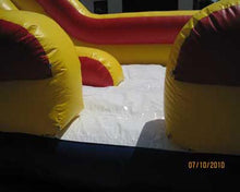 Load image into Gallery viewer, 18'H Rock Climbing Slide Wet n Dry W/O Pool
