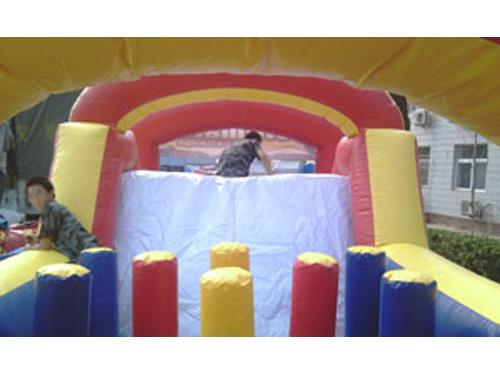 30'L Obstacle Course